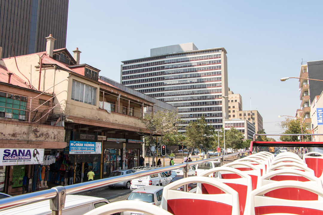 Joburg Red Bus