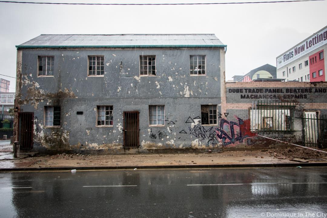 Joburg Heritage Foundation Tour of New Doornfontein