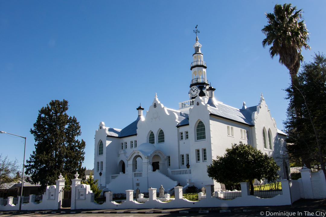 Churches of the Western Cape