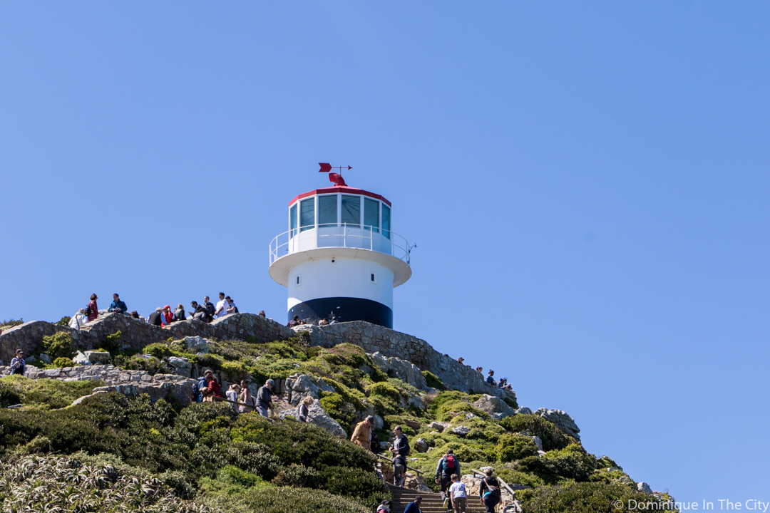 #BeTheFirst At Cape Point
