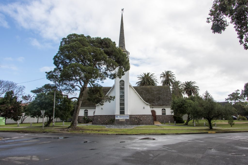 Dominique in the city - Churches of the Western Cape: 2020 Edition