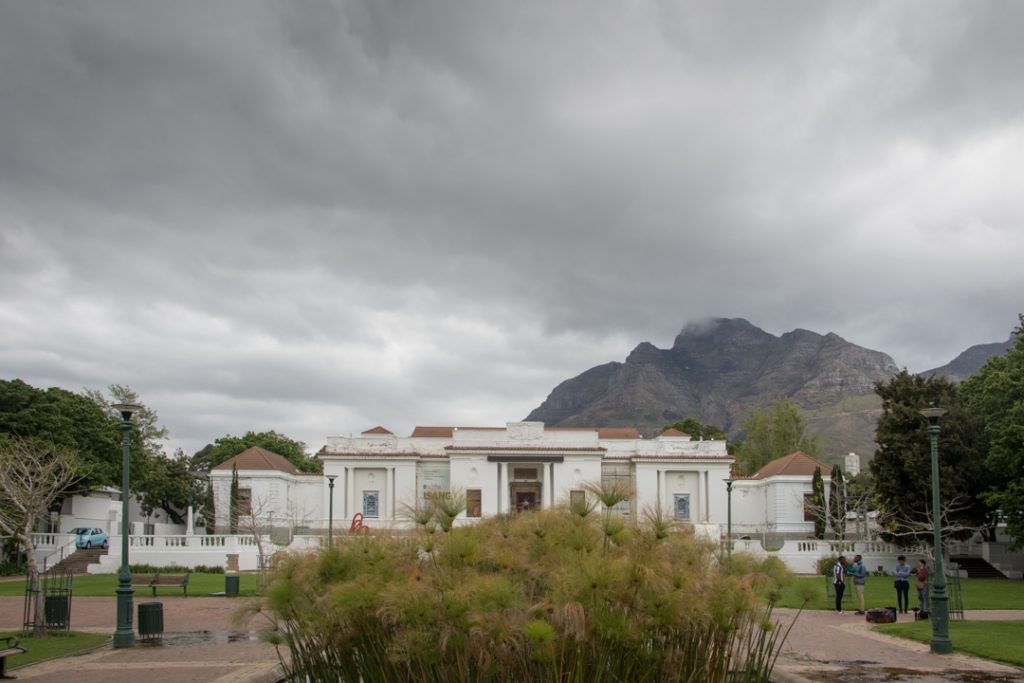 The Company's Garden - South African National Gallery