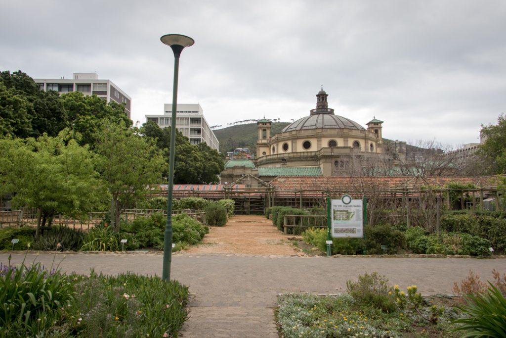 The Company's Garden - VOC Vegetable Garden