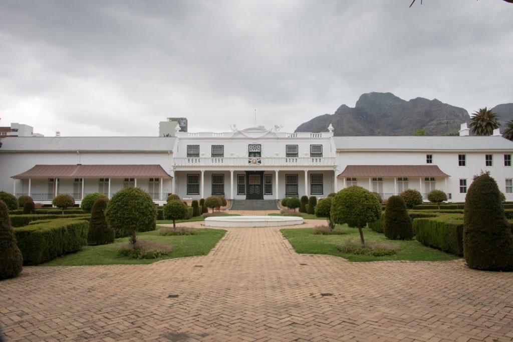The Company's Garden - Tuin Huis
